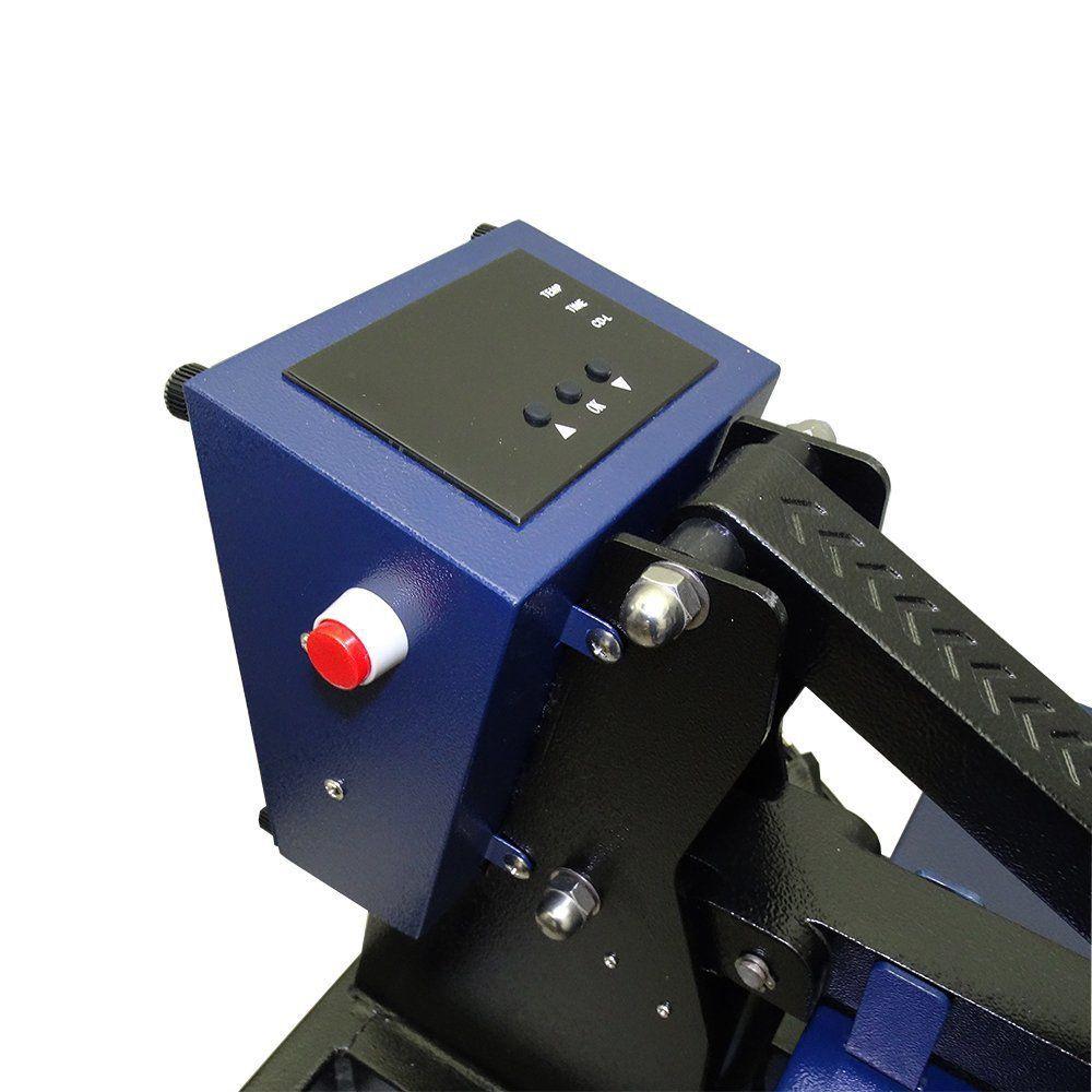 Prensa Térmica Plana 40x50 Abertura Automática e Mesa Deslisante 110v - Premium
