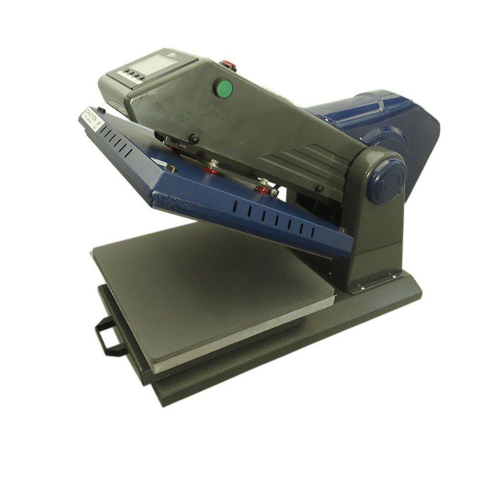 Prensa Térmica Plana Automática  - Elétrica 40x50 220v - Premium