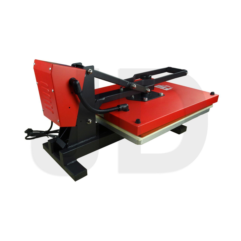 Prensa Térmica Plana + Kit De Teste - 40x50cm - F10 Do Brasil - 110v