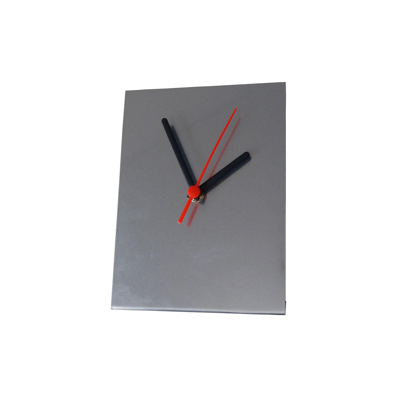 Relógio de Metal Para Sublimação 15x20cm - Metal