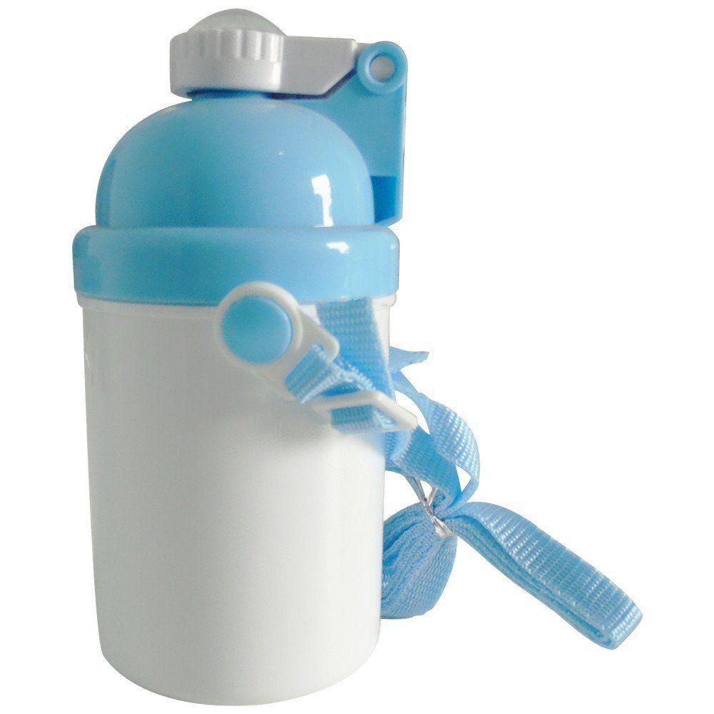Squeeze de Polímero Infantil com tampa 500ml