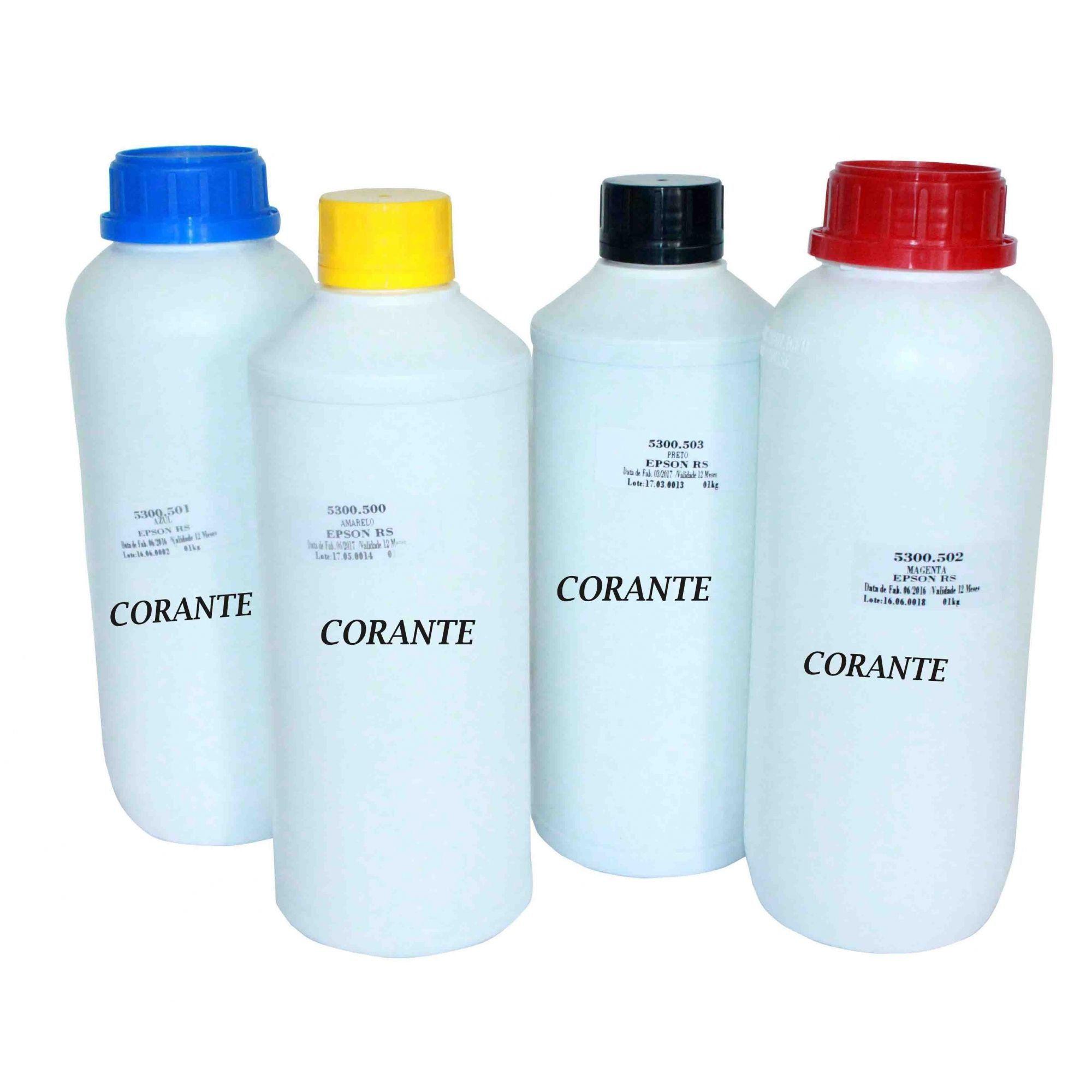Tinta Corante 1000ml Para Epson