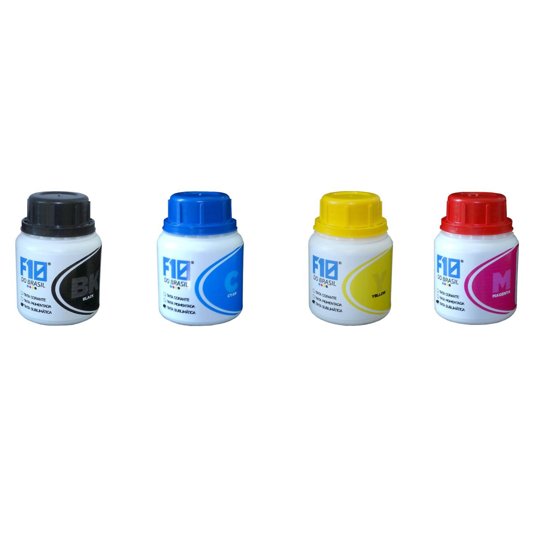 Tinta Sublimática Para Sublimação 150ml - Kit 4 Cores