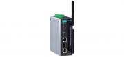 AWK-3131-M12-EU - Wireless Industrial Ap/Ponte/Cliente Ieee 802.11A/B/G/N, Banda Eu,Mimo Até 300Mbps, 1Xm12 10/100/1000Base-T(X)