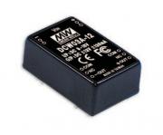 DCW03 - Conversor DC/DC Encapsulado 3W, Saída Dupla Regulada