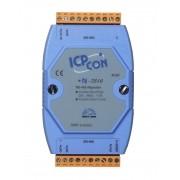 LR-7510 - Módulo Isolador E Repetidor Rs-485, Com Isolação 3000Vdc