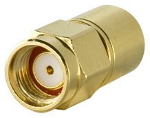 A-TRM-50-RM - Terminal Resistor, 50 Ohm, Conector Rp-Sma Macho