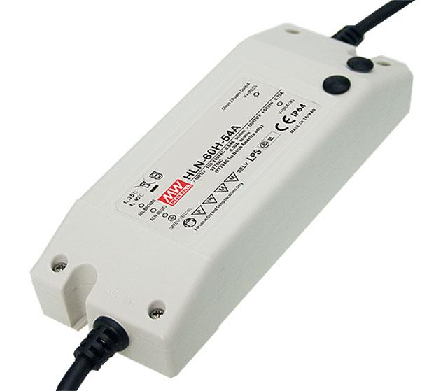 HLN-60H - Fonte de Alimentação Chaveada 60Watts para LED