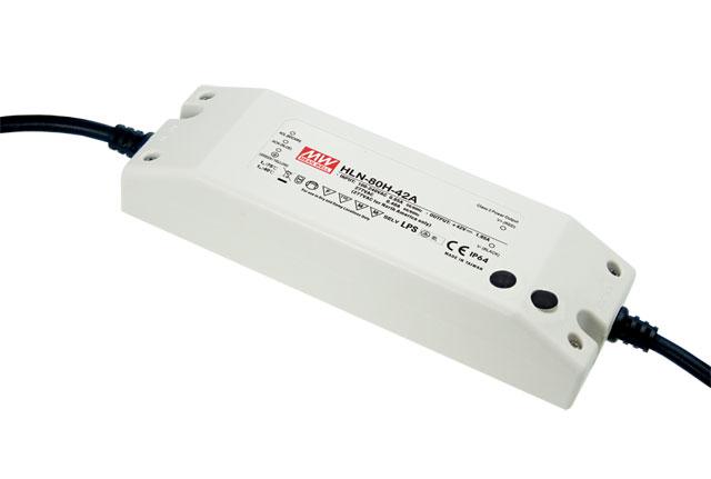 HLN-80H - Fonte de Alimentação Chaveada 80Watts para LED