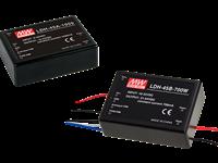 LDH-45 - Conversor DC/DC Encapsulado LED, Corrente Constante