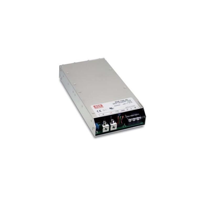 RSP-750 - Fonte de Alimentação Chaveada 750Watts, Função PFC