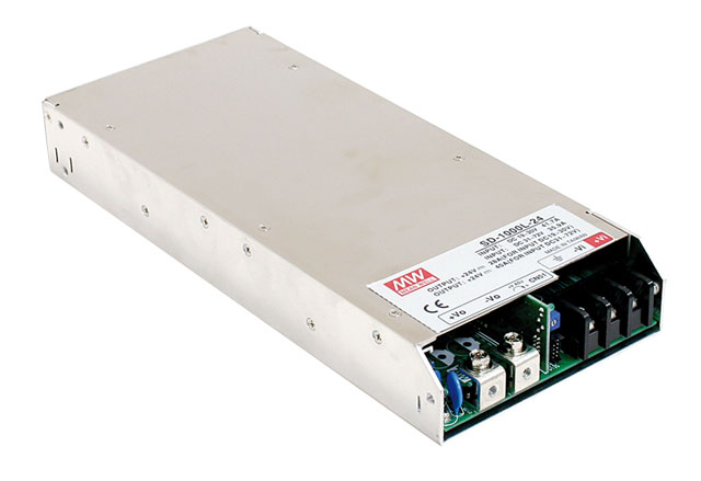 SD-1000 - Conversor DC/DC 1000Watts, Saída Única