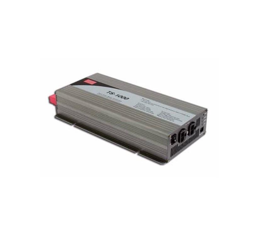 TS-1000 - Inversor Industrial DC/AC de Onda Senoidal Pura