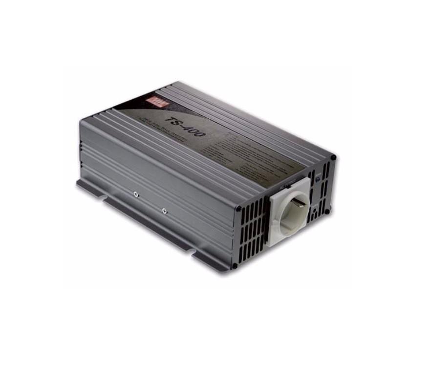 TS-400 - Inversor Industrial DC/AC de Onda Senoidal Pura