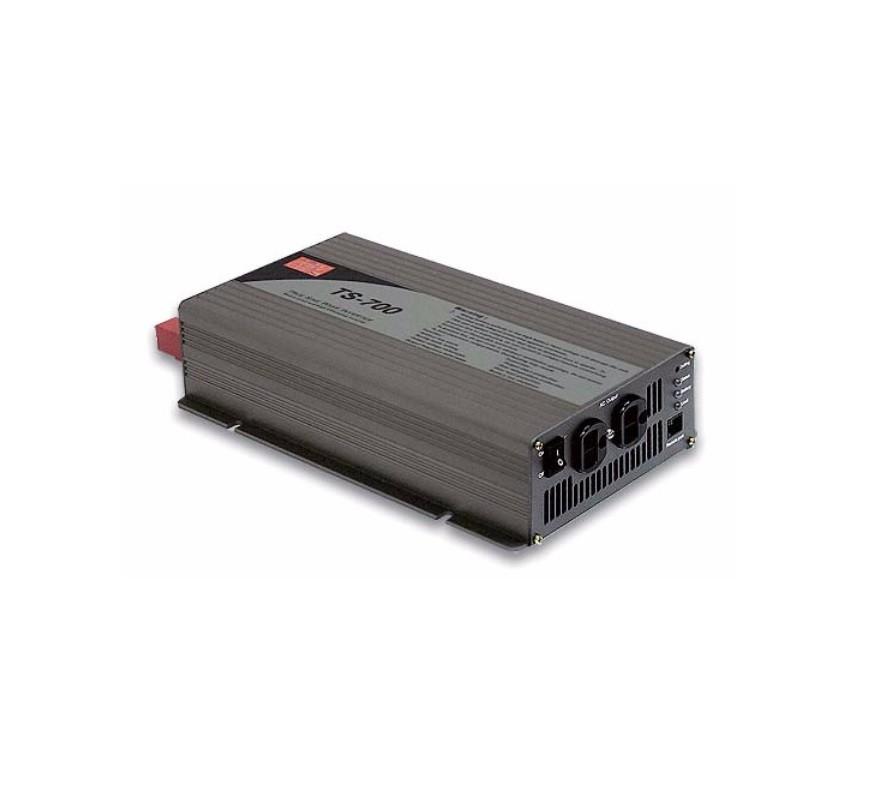 TS-700 - Inversor Industrial DC/AC de Onda Senoidal Pura