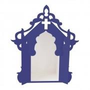 Capelinha para Santos Marinho e Branco Mdf