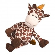 Girafa Soft Média Marrom