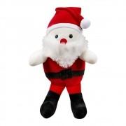 Papai Noel Plush Pequeno Vermelho
