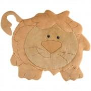 Tapete Grande Emborrachado Leão