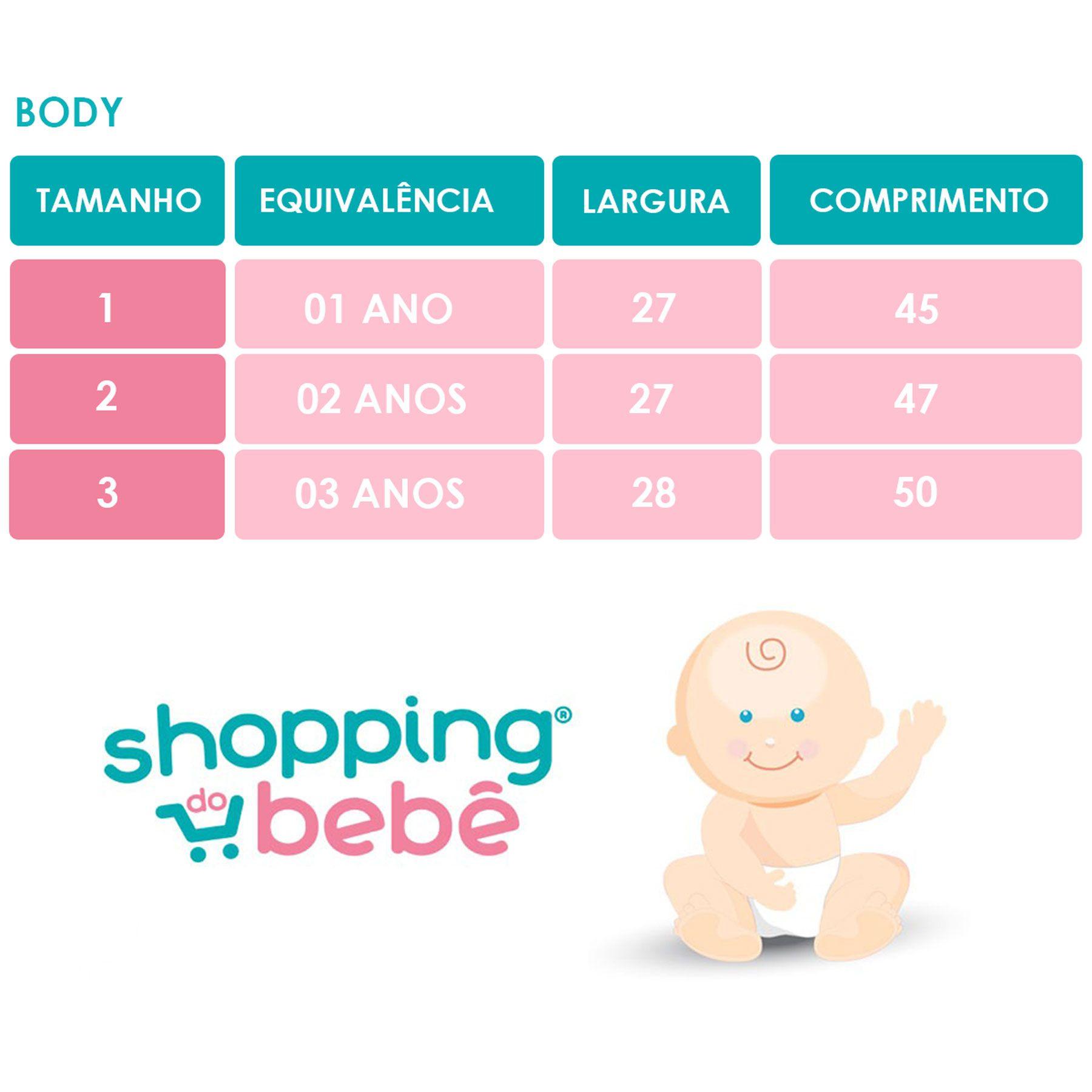 Body Regata Infantil Malha Liso Palha
