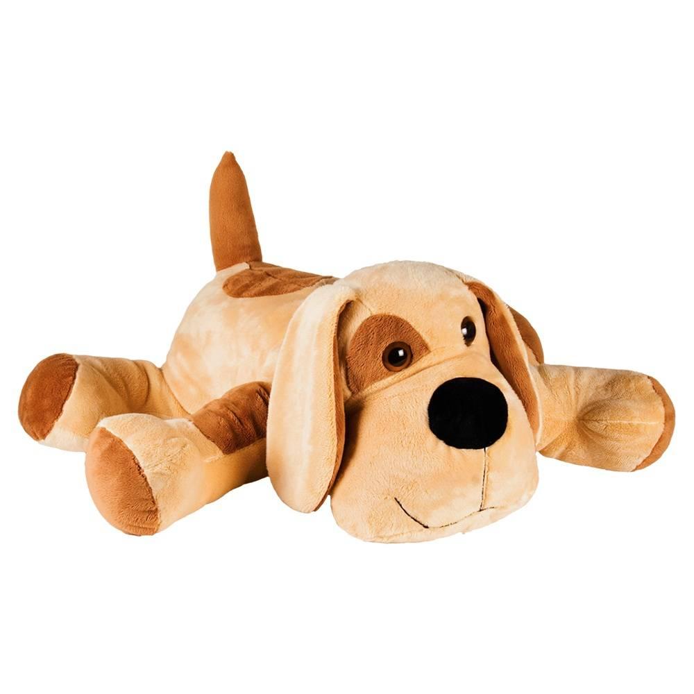 Cachorrinho Soft Grande Doce de Leite Deitado