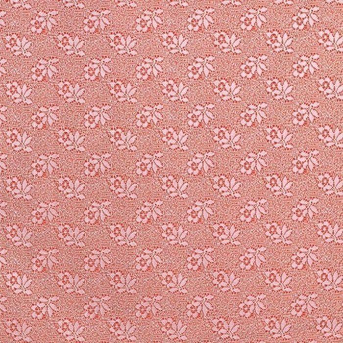 Cortina Renda Branca e Voil Vermelho com Bandô 3,00 x 1,70 para Varão Simples 2,00 Metros