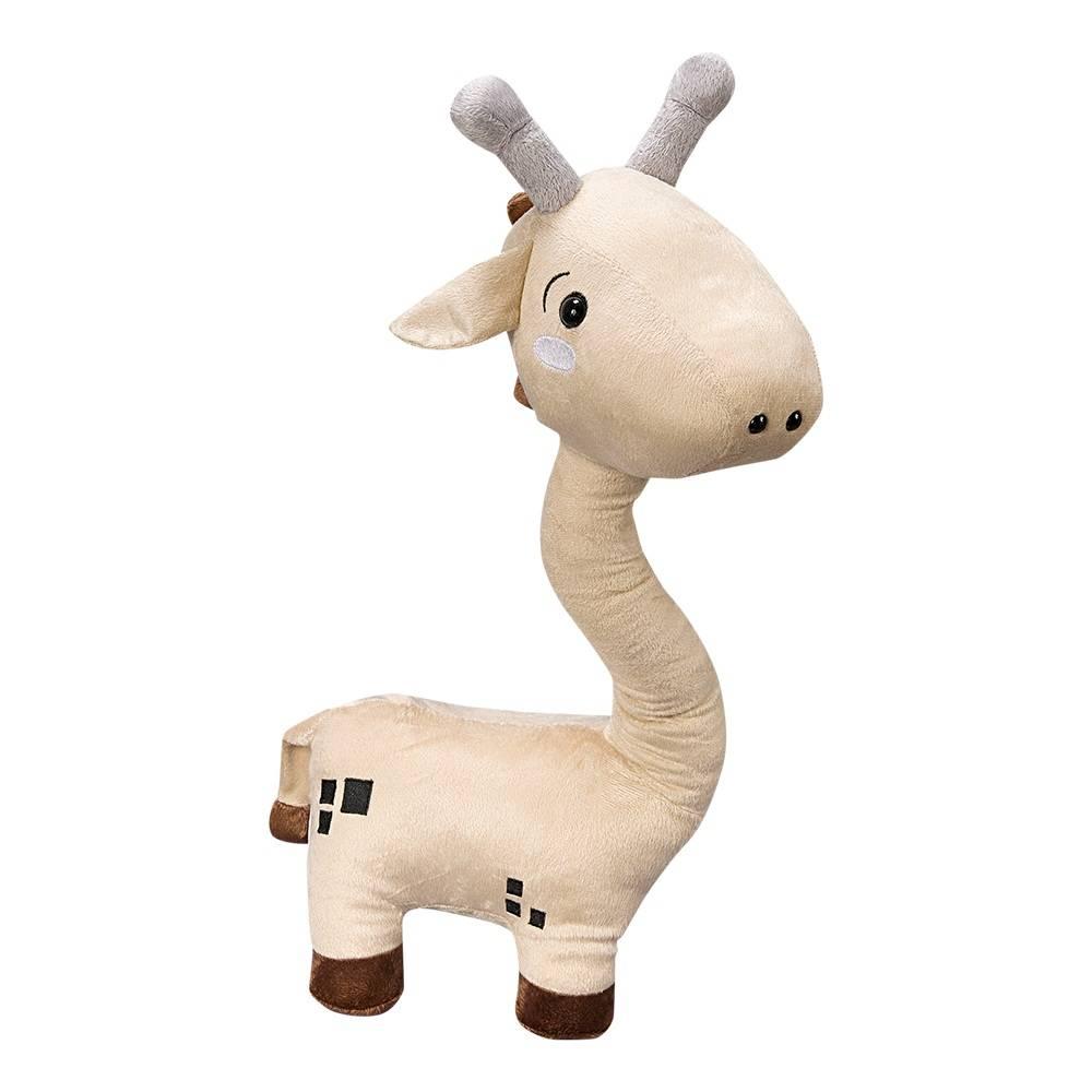 Girafa Soft Média Marfim Articulada