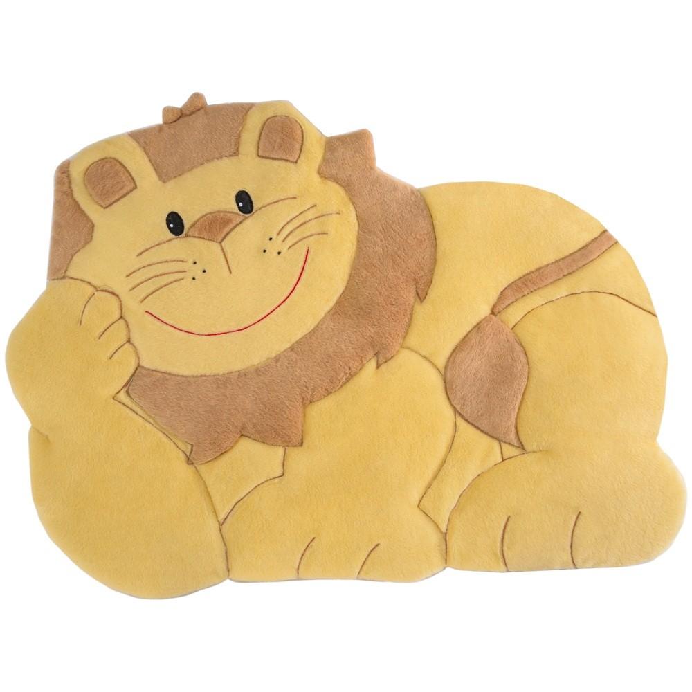 Tapete Grande Emborrachado Leão Deitado