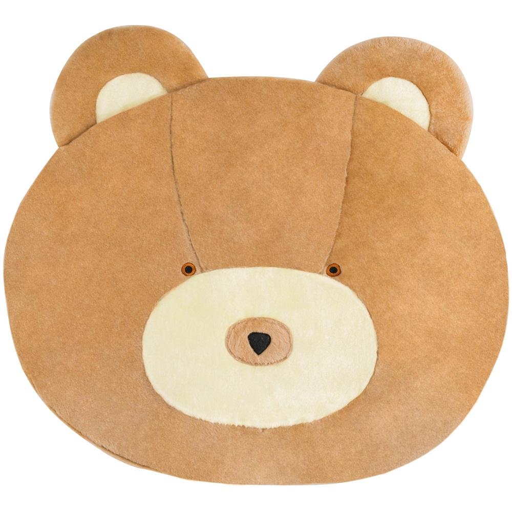 Tapete Grande Emborrachado Urso