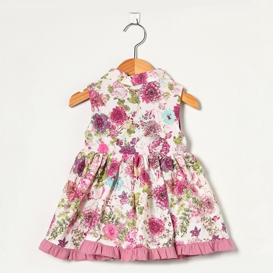 Vestido Regata Floral