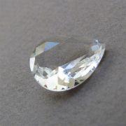 2 unids. Zircônia Cristal Gota 13x18mm ZRGO1318-12