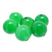 6 unids. Conta Esférica Jade Verde 8mm CAJD-491
