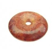 Conta donut Coral esponja 30mm CACOR-77