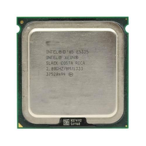 Processador Intel Xeon E5335 Cache De 8m, 2,00 Ghz - Usado