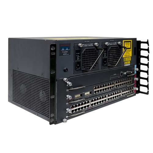 Chassi cisco catalyst ws-c4003 - usado