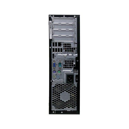 Desktop Hp Compaq 8100 Slim  I5 4gb 250gb - Usado