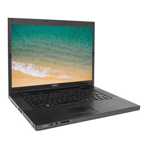 Notebook Dell Vostro1510 Core2duo 4gb 250gb - Usado