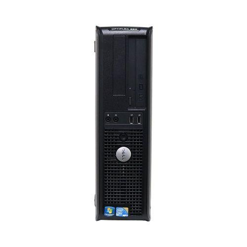 Dell optiplex 380 core2duo 4gb 250gb - usado
