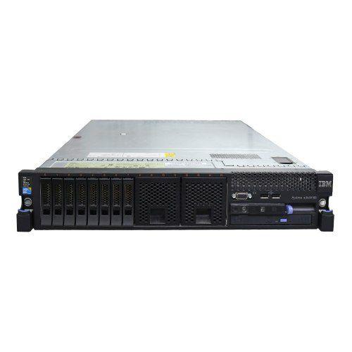 Servidor IBM X3650 M3 Intel Xeon X5649 96gb 300gb - Usado