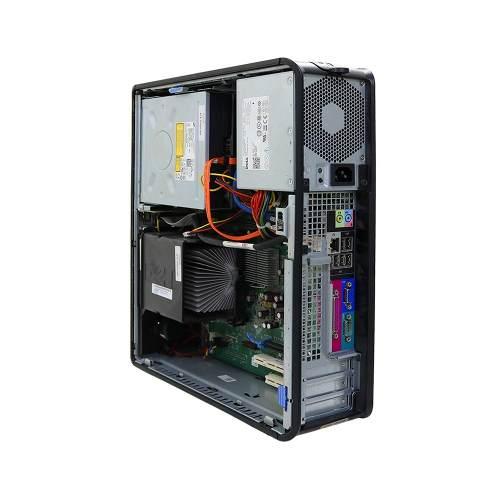 Desktop Dell 760 Slim Core2Duo 4gb 80gb - Usado