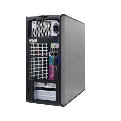 Desktop Dell 760 Core2duo 4gb 80gb - Usado