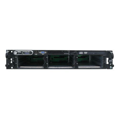 Servidor Dell Poweredge 2950 2x Xeon E5410 0gb 16 Gb - Usado