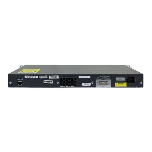 Switch Cisco Catalyst 2960 48TC-L  48x10/100 - Usado