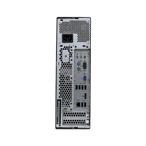 Desktop Lenovo ThinkCentre Slim M90p I5 4gb 250gb - Usado