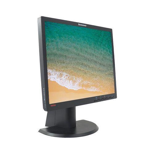 Monitor Lenovo L1700pc Lcd 17 - Usado