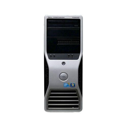 Workstation Precision Dell T5500 Xeon e5620 4gb 160gb - Usado