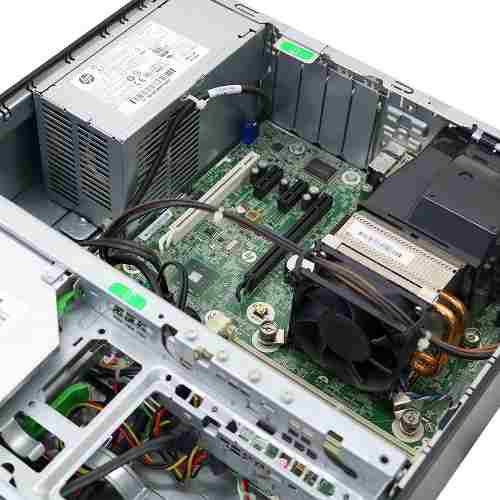 Desktop Hp Compaq Elite 800G1 I5 8gb 250gb - Usado