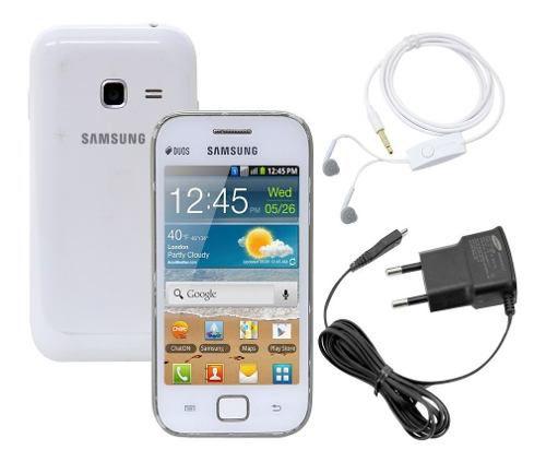 Kit Celular Samsung Galaxy Ace Duos 2gb - Usado