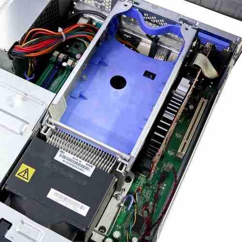 Desktop Lenovo Thinkcentre Fd6 Core2duo 4gb 160gb - Usado