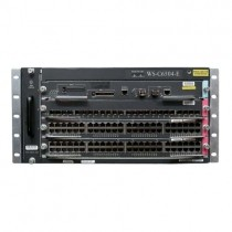 Chassi cisco catalyst ws-c6504  1x ws-sup720 - usado